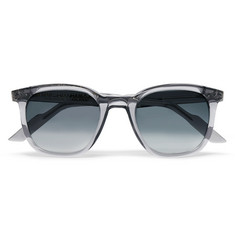 Kirk Originals Hill Square-Frame Acetate Sunglasses