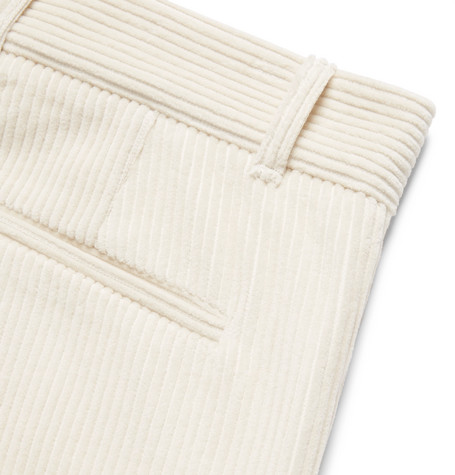 Mike Cotton Corduroy Trousers by Séfr