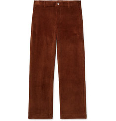Séfr Mike Cotton-Corduroy Trousers