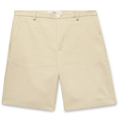 Séfr Harvey Stretch Cotton-Blend Shorts