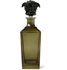 Versace - Medusa Crystal Decanter
