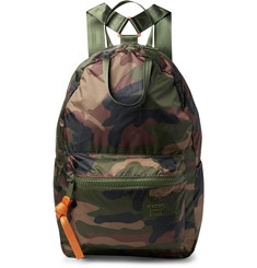 Herschel Supply Co Studio City Pack HS6 Camouflage-Print Ripstop Backpack