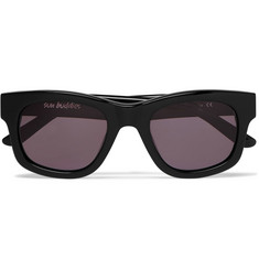 Sun Buddies Bibi Square-Frame Acetate Sunglasses