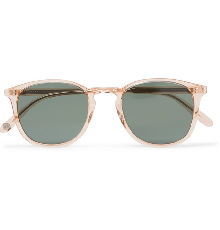 ce633388ce Garrett Leight California OpticalKinney 49 Square-Frame Acetate Sunglasses