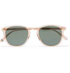 Garrett Leight California Optical Kinney 49 Square-Frame Acetate Sunglasses