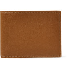 Common Projects Cross-Grain Leather Billfold Wallet
