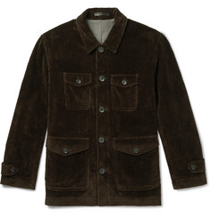 Connolly Cotton-Corduroy Field Jacket