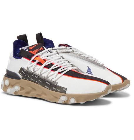 d2b55e2ec4b5a Nike - React Runner WR ISPA Ripstop Sneakers