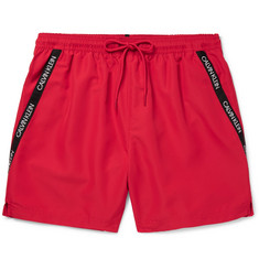 Calvin Klein Underwear Mid-Length Swim Shorts