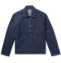 Chimala - Selvedge Denim Engineer Jacket