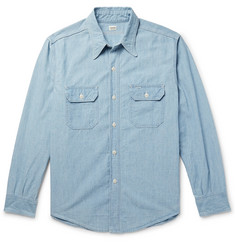 Chimala Cotton-Chambray Shirt