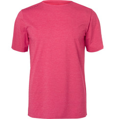CASTORE Phillips Mélange Stretch-Jersey T-Shirt