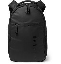 CASTORE Edgar Mesh-Trimmed Rubber Backpack