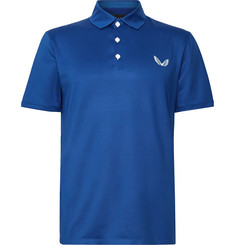 CASTORE Young Slim-Fit Stretch-Jersey Golf Polo Shirt