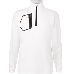 RLX Ralph Lauren - Stretch-Jersey Half-Zip Golf Top
