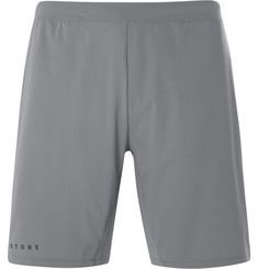 CASTORE Reuben Stretch-Shell Shorts