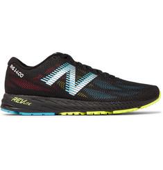 1400v6 Mesh Running Sneakers - Black