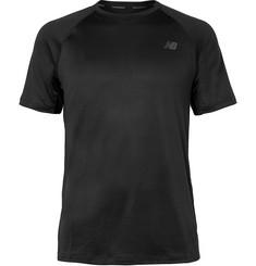 Anticipate 2.0 Stretch-mesh T-shirt - Black