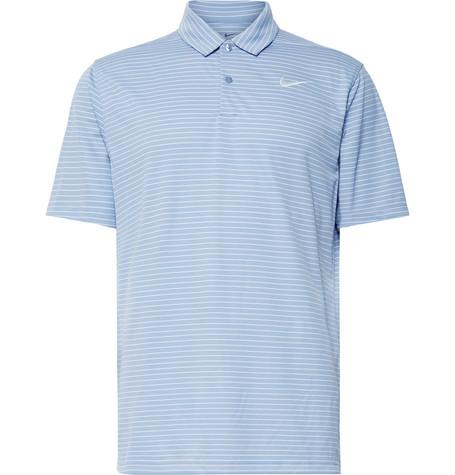 da26b3b508 Nike Golf - Essential Striped Dri-FIT Golf Polo Shirt