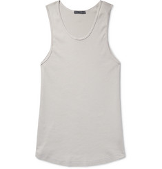 BILLY Colton Ribbed Cotton-Jersey Tank Top