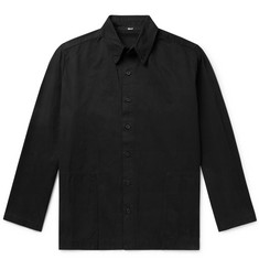 BILLY Cotton-Twill Overshirt
