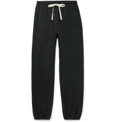 BILLY Loopback Cotton-Jersey Sweatpants