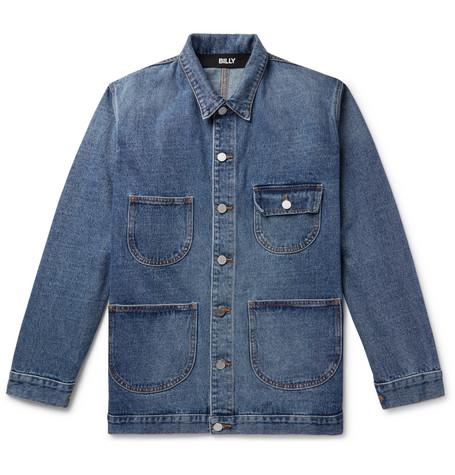 Denim Chore Jacket by Billy