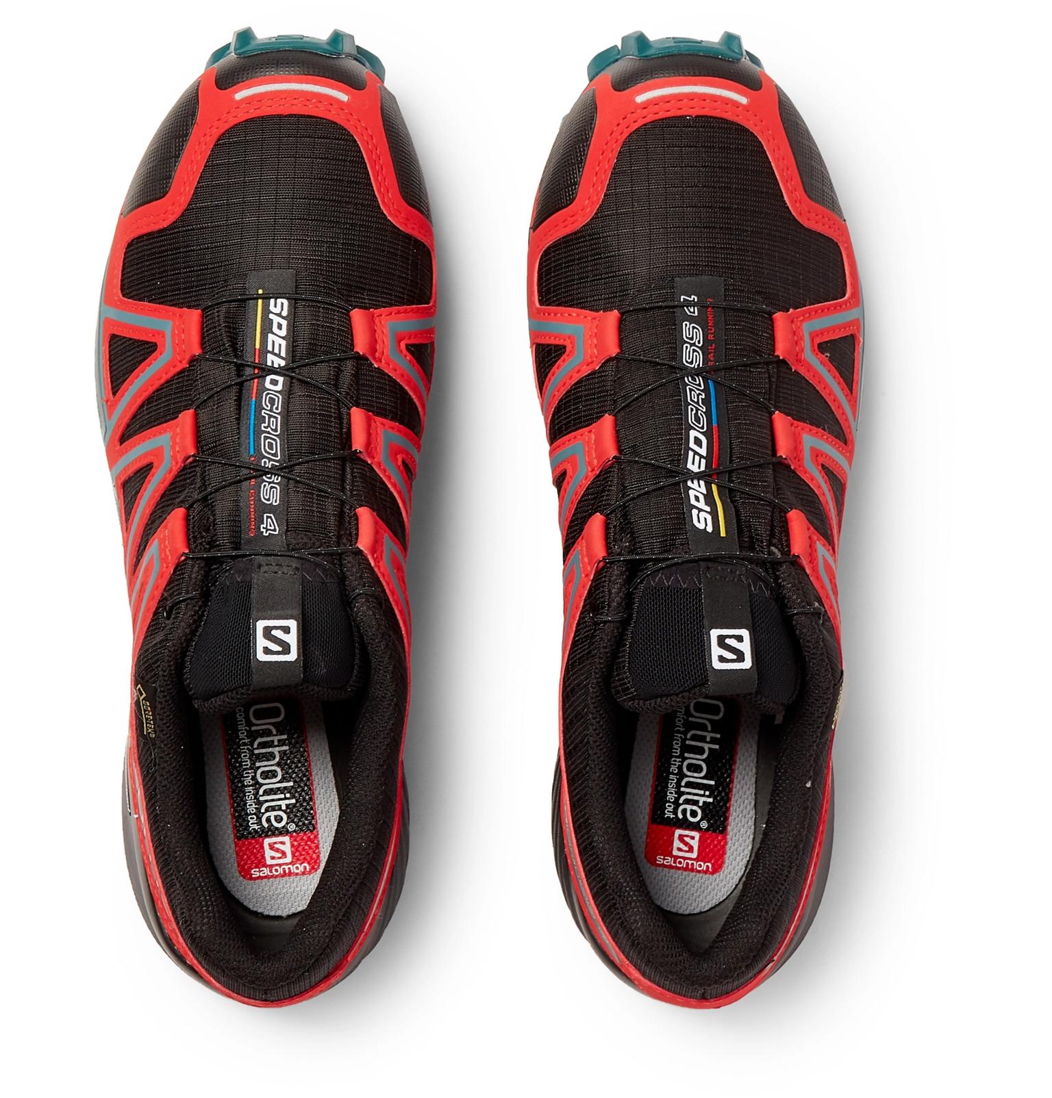 meilleur site web ef2fe 9a643 Salomon - Speedcross 4 GORE-TEX Trail Running Sneakers