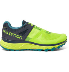 Salomon - TRAILSTER GORE-TEX and Mesh Running Sneakers