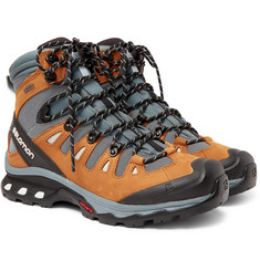 Salomon - Quest 4D 3 GORE-TEX and Nubuck Hiking Boots