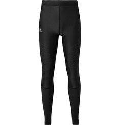 Salomon - Fast Wing Stretch-Jersey Compression Tights