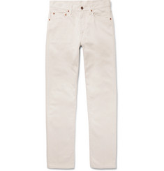 Beams Plus - Slim-Fit Cotton Trousers