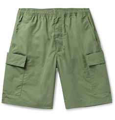 Pilgrim Surf + Supply Ronnie Wide-Leg Shell Cargo Shorts