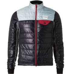 Cafe du Cycliste - Albertine Quilted Shell and Fleece Jacket