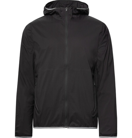 Reigning Champ Performance Water-Resistant Nylon-Ripstop Hooded Jacket