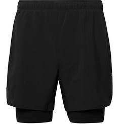 Reigning Champ - Performance Perforated Stretch-Shell Shorts
