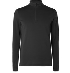 Reigning Champ Trail DeltaPeak Mesh Half-Zip Top