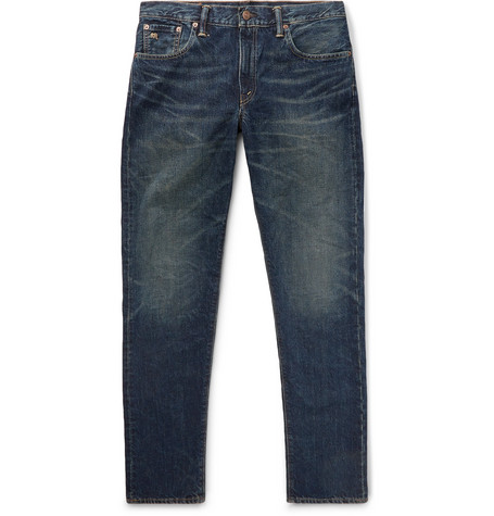 Slim Fit Denim Jeans by Rrl