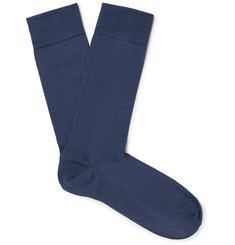 Marcoliani - Pima Cotton-Blend Socks