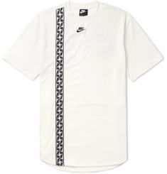 Nike Logo-Detailed Jersey T-Shirt