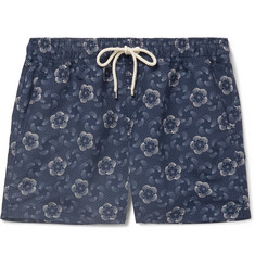 Atalaye Mirasol Short-Length Printed Swim Shorts