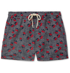 Atalaye Luna Short-Length Printed Swim Shorts