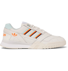 best service 1c3ca 4c5cd adidas Originals A.R Leather Sneakers