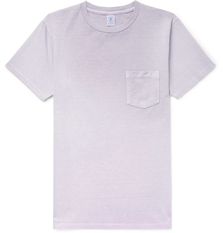 Velva Sheen - Slim-Fit Cotton-Jersey T-Shirt