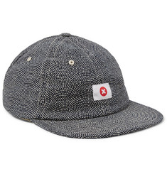 Best Made Company Logo-Appliqued Indigo-Dyed Cotton Baseball Cap
