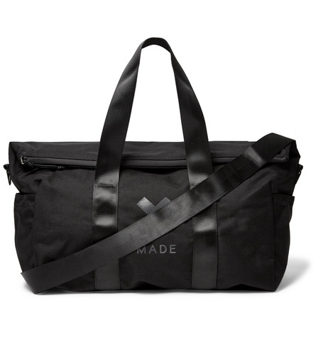 BEST MADE COMPANY Sws Cordura Duffle Bag in Black