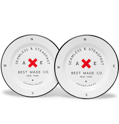 Best Made Company Enamel Plate Set