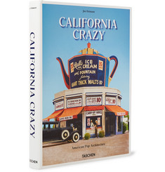 Taschen - California Crazy: American Pop Architecture Hardcover Book