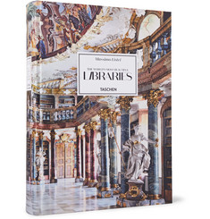 Taschen - Massimo Listri: The World's Most Beautiful Libraries Hardcover Book