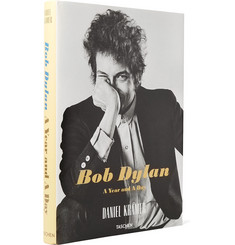 Taschen - Bob Dylan: A Year and a Day Hardcover Book